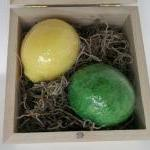 Lemon & Lime Fruit Soaps