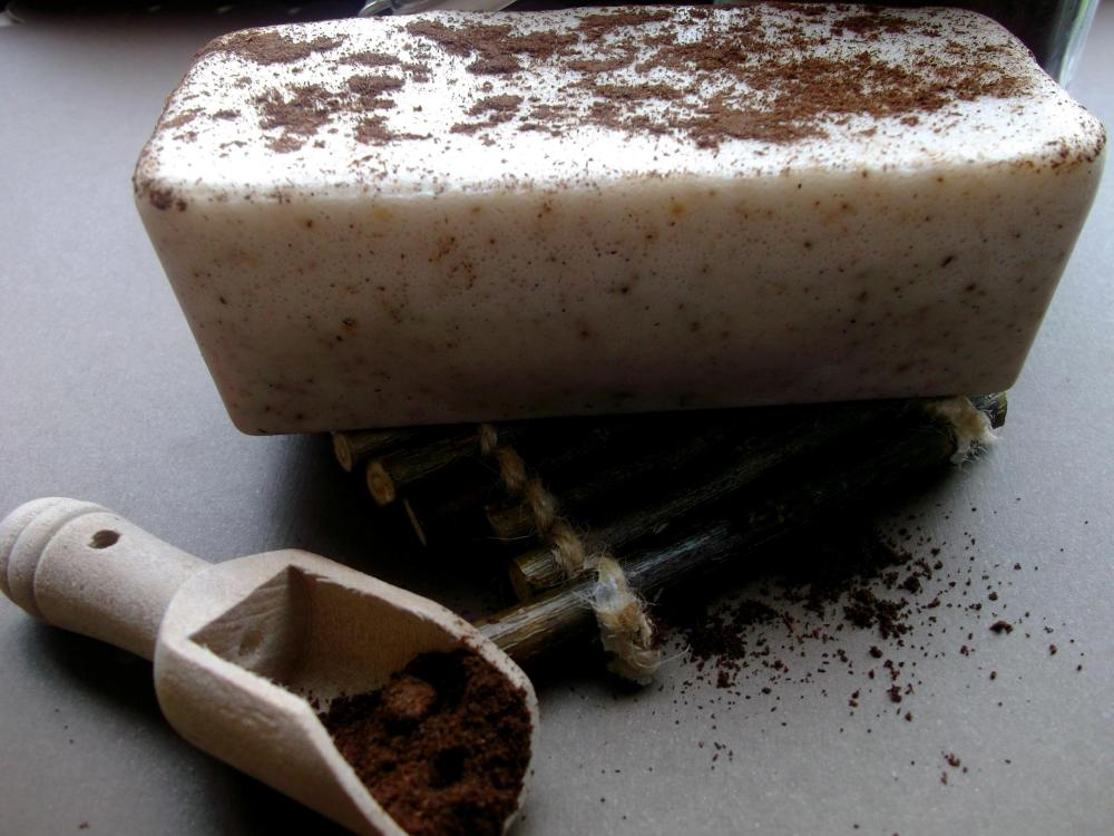 Vanilla & Cocoa Soap Bar